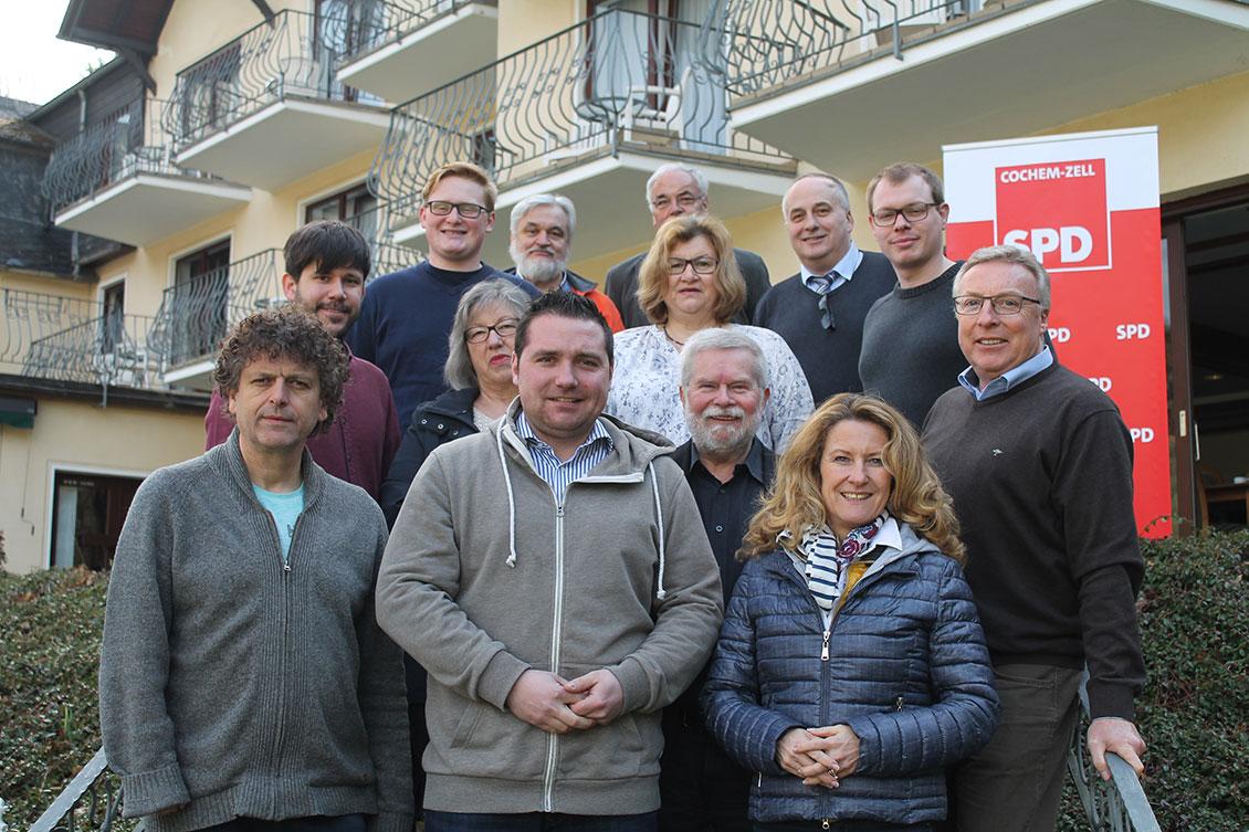 SPD Cochem-Zell befragt Mitglieder